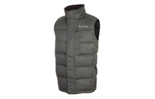 Columbia Men's Bedrock Lodge Down Vest gravel